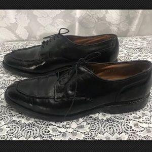 Allen Edmonds Bradley Split Toe Blucher Dress Shoe